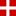 Dansk flag ikon